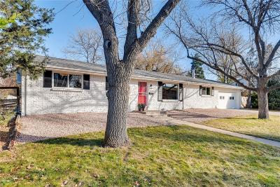 Centennial Single Family Home Active: 6644 South Franklin Street