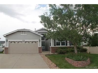 Westminster Single Family Home Active: 7733 West 95th Drive