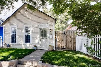 Denver Single Family Home Active: 4778 Williams Street