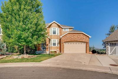 Littleton CO Single Family Home Under Contract: $675,000