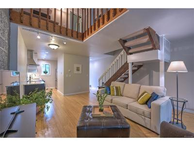 Boulder Condo/Townhouse Active: 208 Pearl Street