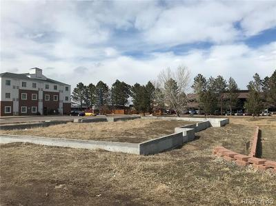Aurora Residential Lots & Land Active: 14041 East Iliff Avenue