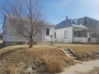 Single Family Home Sold: 3300 South Grant Street