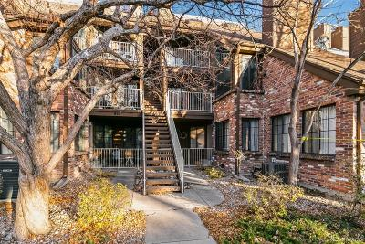 Lakewood Condo/Townhouse Active: 824 South Vance Street #F