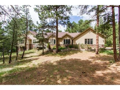 Larkspur Single Family Home Under Contract: 1905 Cinnamon Court