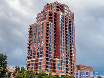Denver Condo/Townhouse Active: 8100 East Union Avenue #708