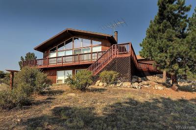 Buena Vista CO Single Family Home Active: $399,900