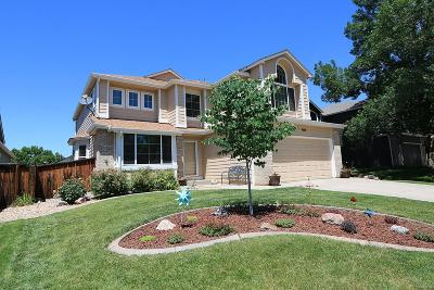 Highlands Ranch Single Family Home Active: 809 Redwood Court