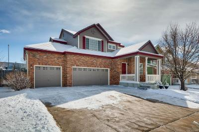 Aurora Single Family Home Under Contract: 18788 East Vassar Drive
