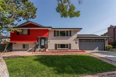 Aurora Single Family Home Active: 13251 East Center Avenue
