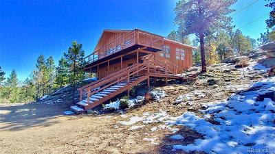 Boulder County Single Family Home Active: 100 Cody Trail