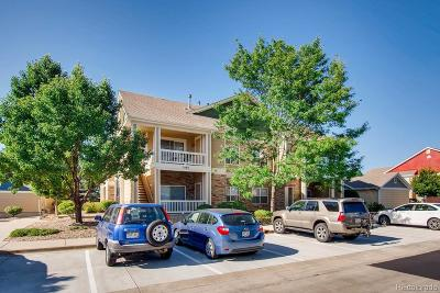 Broomfield Condo/Townhouse Under Contract: 3460 Boulder Circle #104