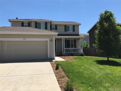 Erie Single Family Home Under Contract: 279 Monares Lane
