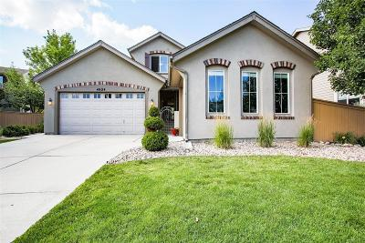 Highlands Ranch Single Family Home Active: 4924 Huntwick Place