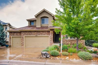Castle Pines North Single Family Home Active: 6291 Vacquero Circle