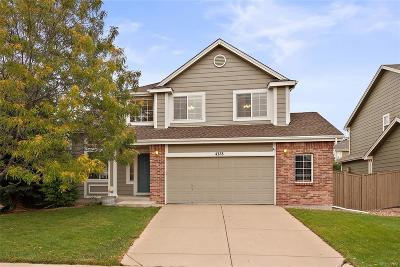 Castle Rock Single Family Home Active: 4378 Bobolink Drive
