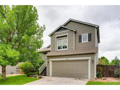 Parker Single Family Home Active: 8528 Bluegrass Circle