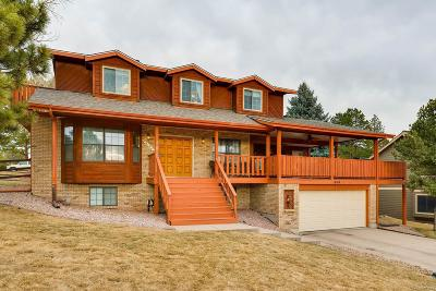 Parker Single Family Home Active: 6104 Ponderosa Way