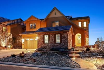 Highlands Ranch Single Family Home Under Contract: 10805 Skydance Drive