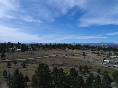Parker CO Residential Lots & Land Active: $294,000
