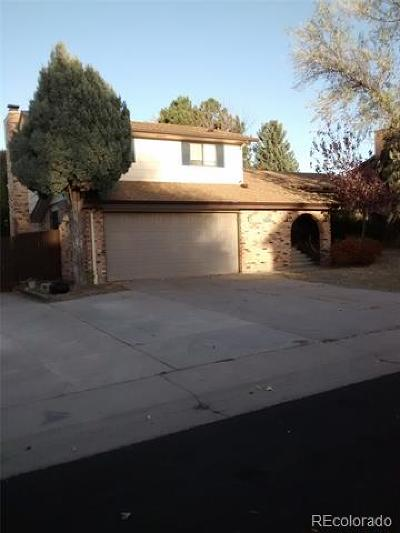 Lone Tree Single Family Home Active: 13174 Peacock Drive
