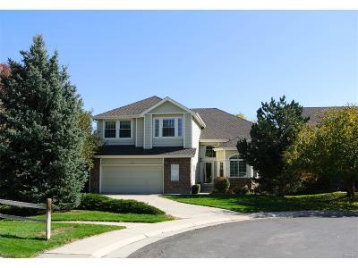 Littleton Single Family Home Active: 5708 South Iris Way