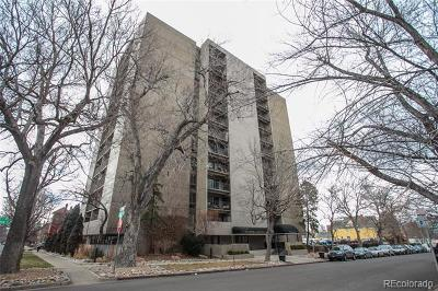 Denver Condo/Townhouse Active: 1433 North Williams Street #507