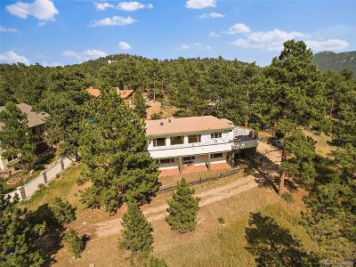 Evergreen Single Family Home Under Contract: 3926 Ponderosa Drive