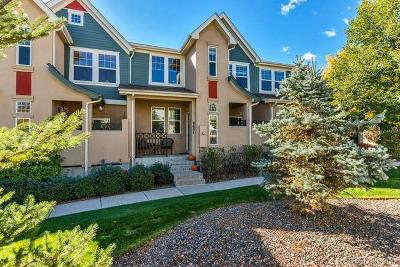 Littleton Condo/Townhouse Active: 9651 West Indore Drive