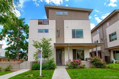 Denver Condo/Townhouse Active: 2124 Decatur Street