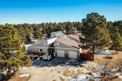 Franktown CO Single Family Home Active: $629,900