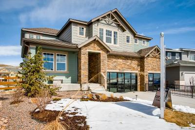 Arvada Single Family Home Active: 17690 West 95th Place
