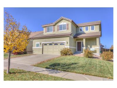 Parker Single Family Home Active: 16427 East Jackalope Drive