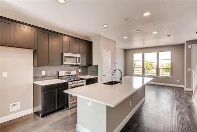 Castle Rock Condo/Townhouse Under Contract: 2586 Meadows Boulevard #B
