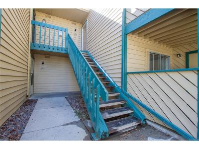 Aurora Condo/Townhouse Under Contract: 15128 East Louisiana Drive #203