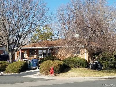 Westminster Single Family Home Active: 6950 Clay Street