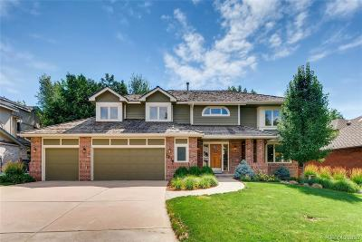 Littleton CO Single Family Home Active: $650,000