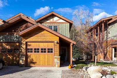 Steamboat Springs Condo/Townhouse Active: 3057 Aspen Leaf Way