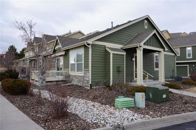 Castle Rock Condo/Townhouse Under Contract: 572 Lost Valley Point