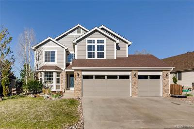 Red Hawk Single Family Home Under Contract: 2360 Switch Grass Way
