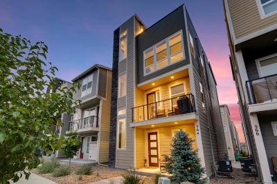 Littleton Single Family Home Active: 564 East Hinsdale Avenue