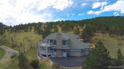 Boulder Single Family Home Active: 2721 North Lakeridge Trail