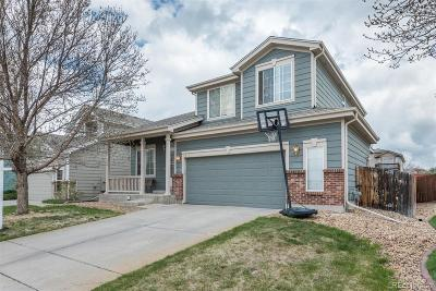 Parker Single Family Home Under Contract: 5282 Creek Way