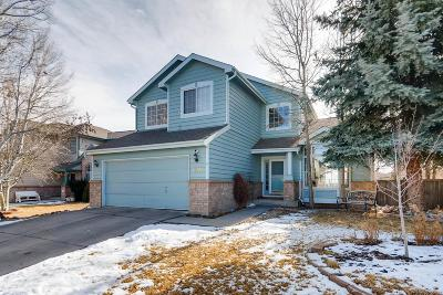 Parker Single Family Home Active: 16174 Willowstone Street