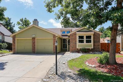 Aurora Single Family Home Active: 4933 South Evanston Street