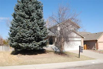 Littleton Single Family Home Under Contract: 11753 West Powers Avenue