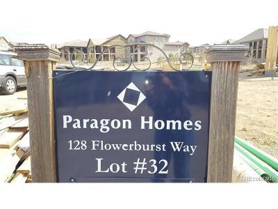 Highlands Ranch Residential Lots & Land Active: 128 Flowerburst Way