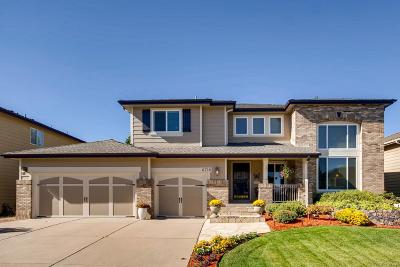 Highlands Ranch Single Family Home Under Contract: 6716 Millstone Street