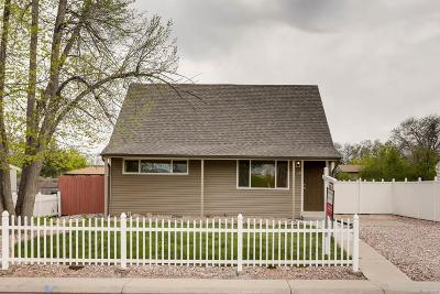 Aurora Single Family Home Under Contract: 10866 East 7th Avenue