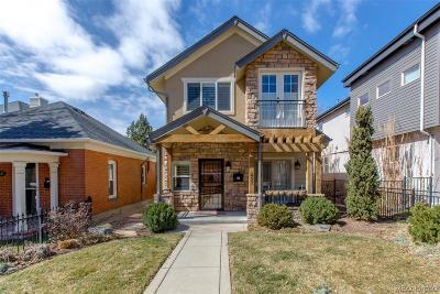 Denver CO Single Family Home Active: $1,250,000